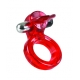 Clit Flicker With Wireless Stimulator - Red