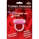 Humm Dinger Turbo Vibrating Cock Ring Pink