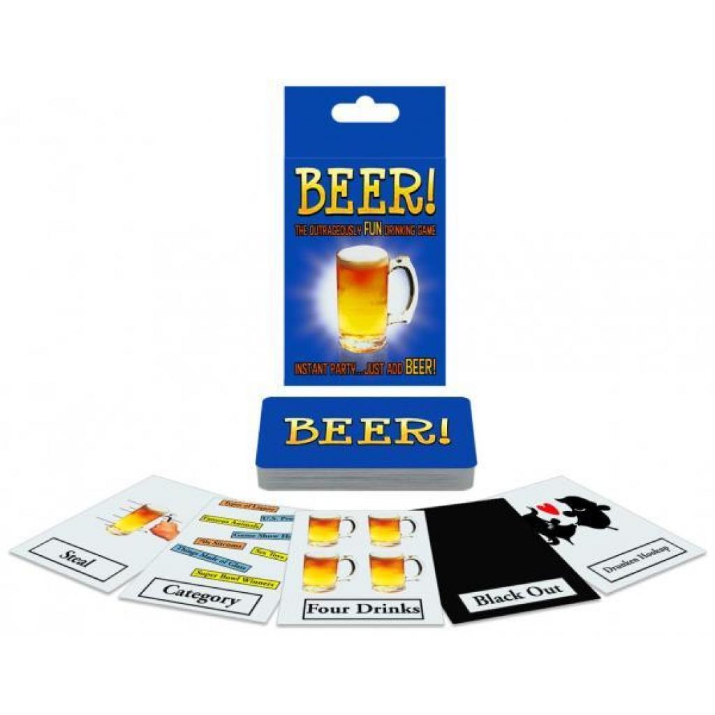 Beer Card Game - Kheper Games