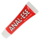 Anal-Ese Desensitizing Lubricant Cherry 0.5oz