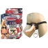 All American Whoppers 6.5in Dong With Universal Harness - Nasstoys