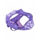 Fantasy For Her Crotchless Panty Thrill-Her O/S Purple