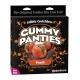 Edible Crotchless Gummy Panties