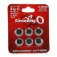 AG10 Batteries 6-Pack