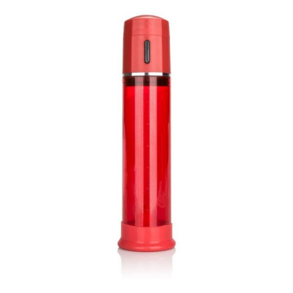 Advanced Fireman's Pump Red - Cal Exotics